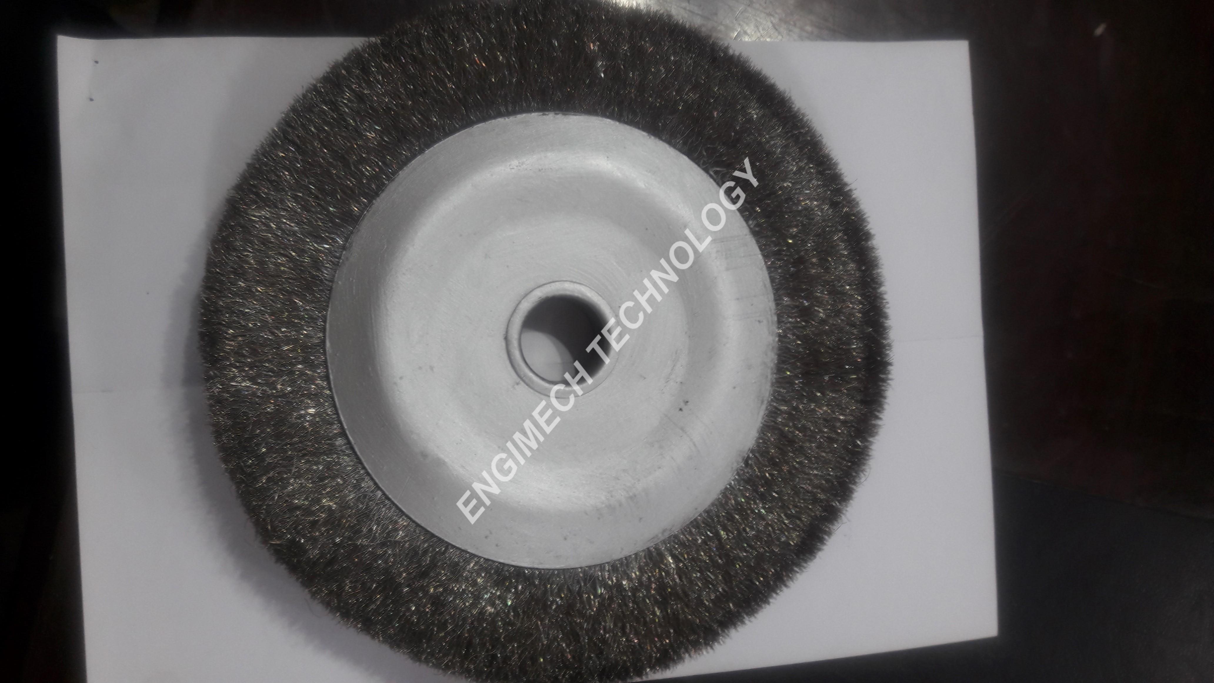 Bench Grinder Wheel Brushes