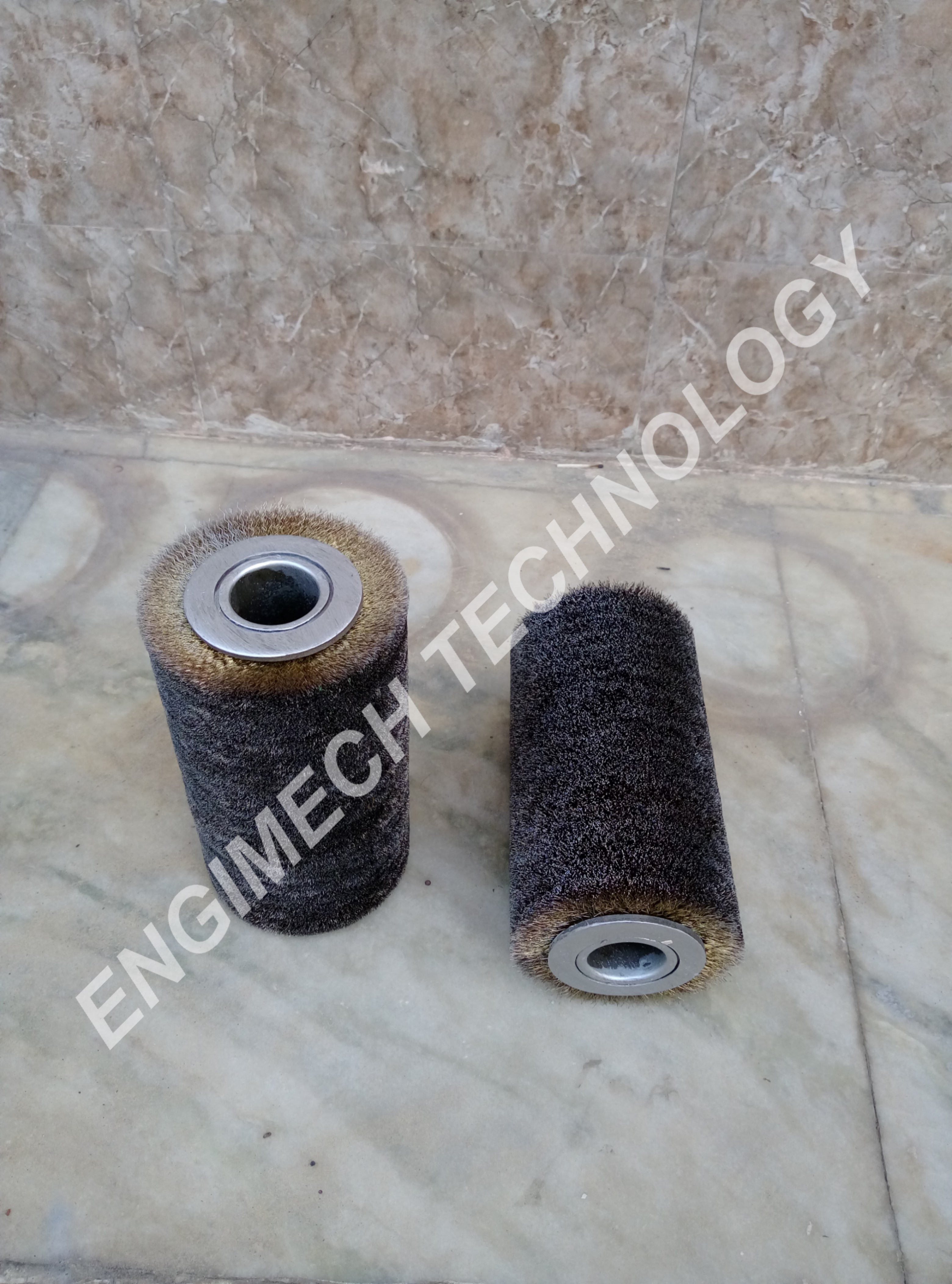 Buffing Roller Brush