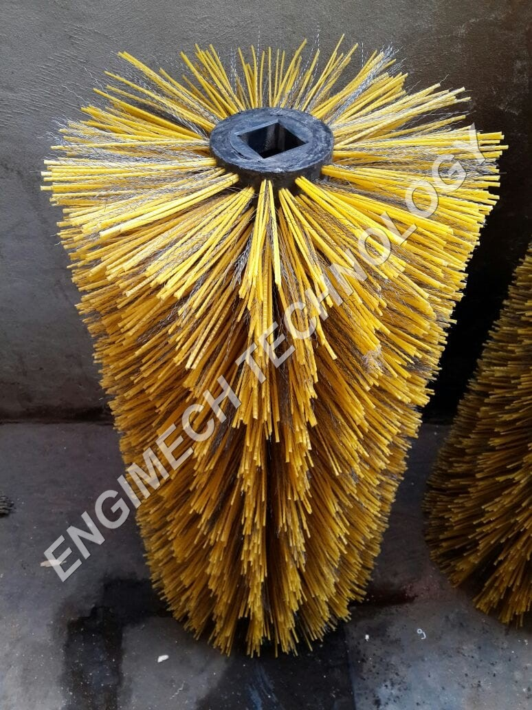 Road Cleaning Roller Brush